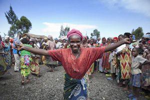Bao giờ đến Tết Congo?