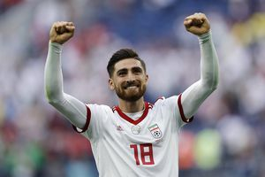 HLV Iran chờ sự trở lại của ngôi sao Premier League