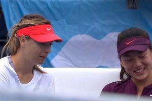 Sharapova gặp may trước tay vợt 17 tuổi đến từ Trung Quốc