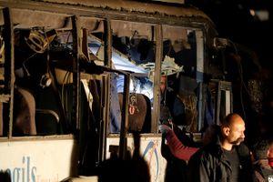 Phối hợp đưa thi hài 3 người Việt trong vụ đánh bom xe ở Ai Cập sớm về nước