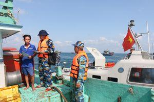 'Điểm tựa' để ngư dân yên tâm vươn khơi, bám biển