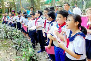 Đổi mới từ hoạt động trải nghiệm, hướng nghiệp cho học sinh