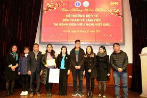 Người hiến 7 mô, tạng được truy tặng kỷ niệm chương 'Vì sức khỏe nhân dân'
