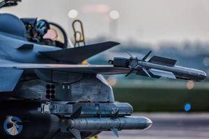 Đẹp mê hồn dàn chiến đấu cơ JAS 39 của Không quân Thụy Điển