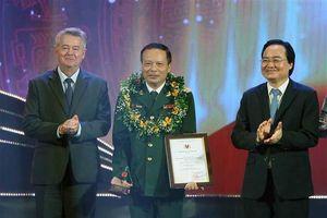 Những tác phẩm xuất sắc đạt Giải Báo chí toàn quốc 'Vì sự nghiệp Giáo dục Việt Nam' năm 2018