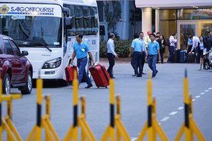 Ngày 5/1, thi thể 3 du khách Việt bị đánh bom ở Ai Cập về đến Việt Nam