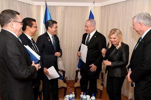 Honduras gây tranh cãi khi thảo luận với Mỹ, Israel chuyển đại sứ quán đến Jerusalem