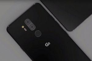 LG chào năm mới với 2 model LG G8 và LG Q9