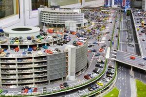 TP Hà Nội: Quy hoạch xây dựng hệ thống bãi đỗ xe nhằm giảm áp lực giao thông nội đô