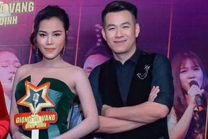 Hồng Gấm, Hồ Trung Dũng tìm 'Giọng ca Vàng Bình Định 2018'