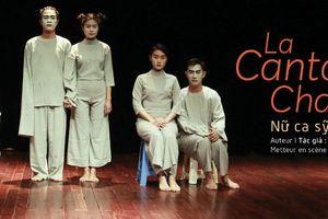 'Nữ ca sỹ hói đầu' - luồng gió mới cho sân khấu kịch