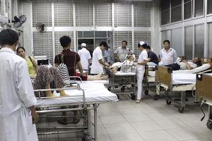 TP.HCM: Gần 12.500 ca cấp cứu dịp Tết Dương lịch 2019