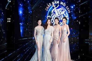 Ngắm thời trang đón năm mới của dàn Hoa hậu, Á hậu Việt Nam