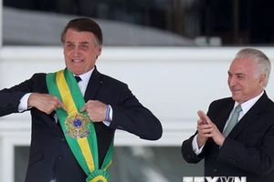 Tân Tổng thống Brazil Jair Bolsonaro cùng cam kết với cử tri
