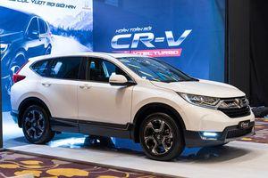 Bảng giá ôtô Honda tháng 1/2019: CR-V tăng giá