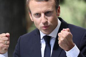 Tổng thống Pháp tuyên bố tiếp tục cải cách kinh tế, bất chấp làn sóng phản đối