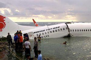 Số người thiệt mạng do tai nạn máy bay tăng vọt trong năm 2018