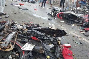 Vụ tai nạn thảm khốc ở Long An: Danh sách biển số xe máy của hơn 20 nạn nhân