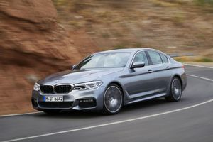 BMW 5 Series hoàn toàn mới sắp ra mắt tại Việt Nam có gì ấn tượng?