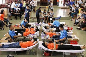 EVNSPC thu 1.760 đơn vị máu trong Tuần lễ hồng