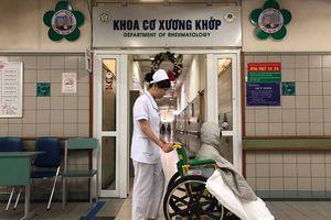 Các bệnh viện Hà Nội chống rét cho bệnh nhân