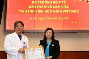 Truy tặng kỷ niệm chương Vì sức khỏe nhân dân cho người hiến đa tạng
