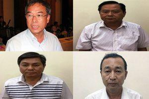 'Điểm mặt' những quan chức TP HCM vướng lao lý vì vi phạm đất đai