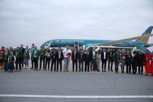 Hà Nội đón trên 253.000 lượt người, đảm bảo an toàn cho du khách dịp Tết