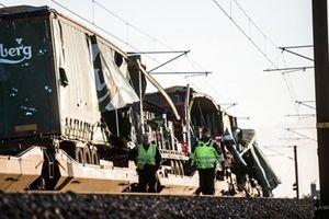 Tai nạn đường sắt tại Đan Mạch, ít nhất 6 người thiệt mạng