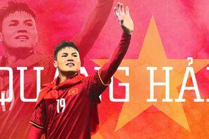 Quang Hải cùng 'Messi Thái Lan' lọt top 15 cầu thủ xuất sắc nhất châu Á 2018