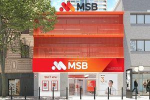 Thay đổi nhận diện thương hiệu, Maritime Bank sẽ trở thành MSB từ ngày 14/1
