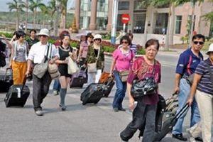 Campuchia lo khách Trung Quốc tăng, khách Tây giảm: Đồng cảm