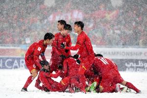 Bóng đá Việt Nam: Hãy đừng quên năm 2018!