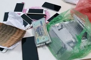 Đột nhập cửa hàng điện thoại, trộm tài sản giá trị trên 200 triệu đồng