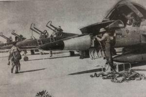 40 năm chiến thắng chiến tranh bảo vệ biên giới Tây Nam: Không quân xuất kích