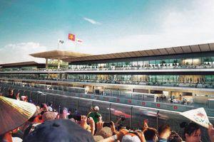 Hà Nội đẩy nhanh tốc độ chuẩn bị tổ chức F1