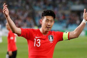 Son Heung-min 'hy sinh' Tottenham, mong cùng Hàn Quốc vô địch Asian Cup