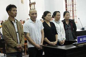 Làm ảnh hưởng uy tín ngành hồ tiêu, 5 bị cáo lãnh án tù