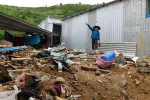 Hàng loạt vụ sạt lở thương tâm tại Khánh Hòa: Hiểm họa từ những 'quả bom nổ chậm' - biệt thự đồi núi