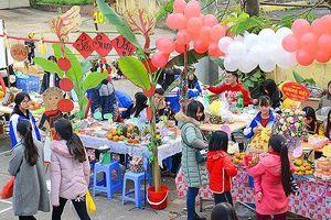 3000 học sinh trải nghiệm chợ Tết vùng cao