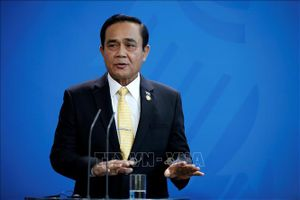 Thủ tướng Thái Lan bác tin đồn hoãn tổng tuyển cử