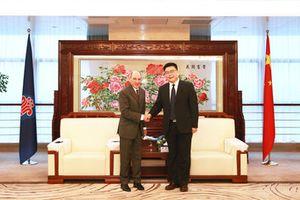 Qatar Airways đầu tư mua lại 5% cổ phần của Hãng hàng không China Southern Airlines (Trung Quốc)