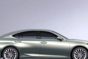 Lexus ES 250 2019 chính hãng đã xuất hiện tại đại lý