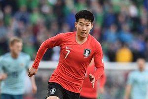 Top 10 cầu thủ đắt giá nhất Asian Cup 2019: Son Heung-min vô đối