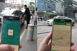 Bắt đầu chính thức xử lý vụ Grab mua Uber Việt Nam