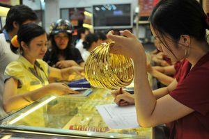 Giá vàng hôm nay 3/1/2019: Vàng bất ngờ tăng vọt