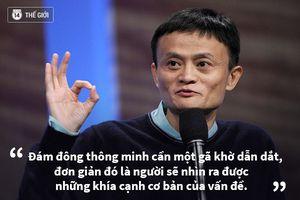 Những phát ngôn truyền cảm hứng của Jack Ma khiến bạn có niềm tin yêu vào cuộc sống