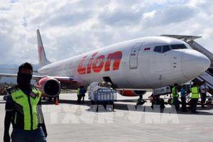 Lion Air dừng tìm kiếm hộp đen máy bay Boeing 737 rơi tại Indonesia
