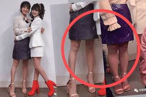 Ai là 'thánh thần' Photoshop của Cbiz? Dương Mịch - Angelababy liên minh cũng không địch lại Thẩm Nguyệt