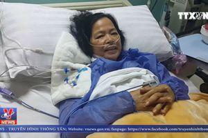 3 trường hợp bị thương nặng trong vụ đánh bom ở Ai Cập đang hồi phục tốt
